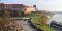 Castillo Real de Wawel - Webcam, Cracovia