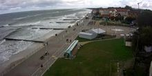 Playa de Zelenogradsky - Webcam, Kaliningrado